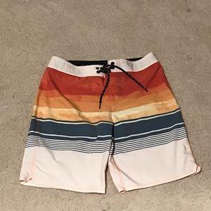 Boys O'Neill Board Shorts Bathing Suit